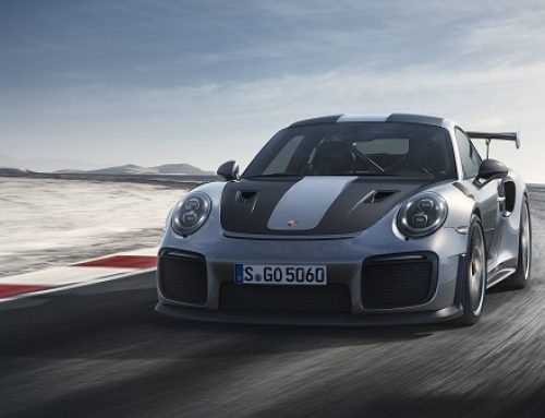 PORSCHE MOST POWERFUL 911 GT2 RS. New car news blog.