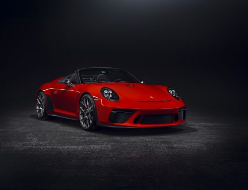 PORSCHE CONFIRM NEW 911 SPEEDSTER. New car news.