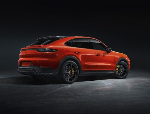 NEW PORSCHE CAYENNE COUPE. New car news