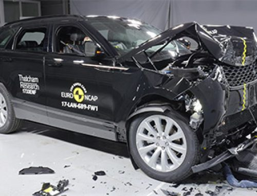 EURO NCAP'S BEST IN CLASS 2019 CRASH RESULTS. New car news.