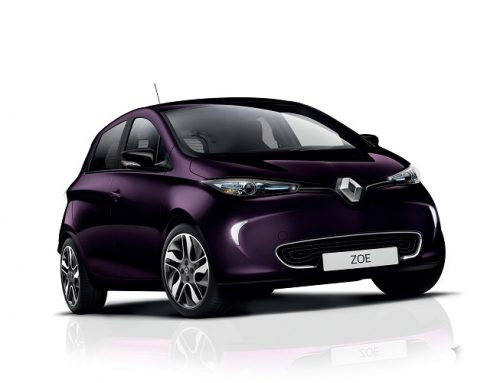 MORE POWER FOR THE ELECTRIC RENAULT ZOE. New car news blog.