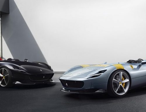FERRARI MONZA SP1 AND SP2. New car news.