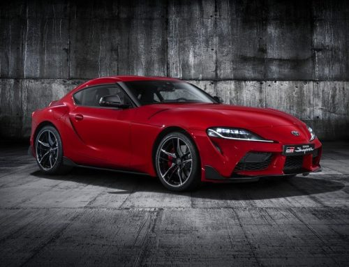 THE TOYOTA SUPRA IS BACK. New car news.