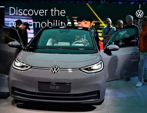 VIDEO OF THE NEW VOLKSWAGEN ID.3 New car news.