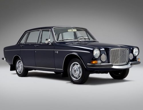 VOLVO 164 CELEBRATES ITS 50TH ANNIVERSARY.