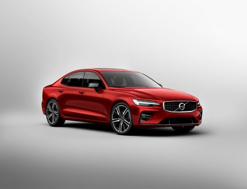 THE NEW VOLVO S60. New car news.