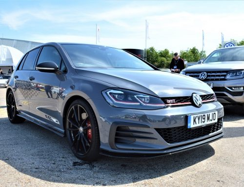 THE NEW VOLKSWAGEN GOLF GTI TCR. WHAT IS IT ALL ABOUT? Review.