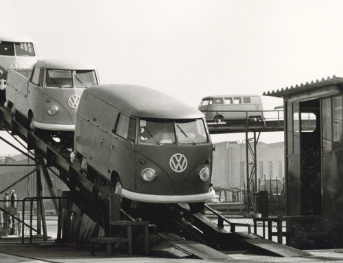 VOLKSWAGEN TRANSPORTER CELEBRATING 70 YEARS.