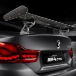 BMW Concept M4 GTS Rear Spoiler