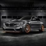 BMW Concept M4 GTS.