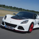 Lotus Exige 360 Cup Front