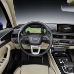 New Audi A4 Cockpit