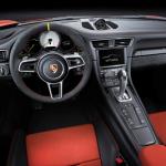 Porsche 911 GT3 RS Inside
