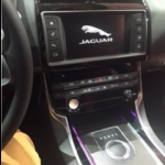 The New Jaguar XE Dash