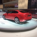 The New Jaguar XE Motorshow