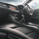 The New Vauxhall Astra Inside
