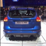 We Blog Any Car Ford Focus RS Rear