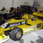 We Blog Any Car Renault Race Paddock Pic