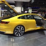 We Blog Any Car VW Sport Coupe Concept