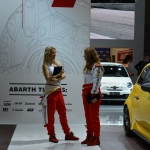 Abarth race suits