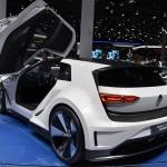 Golf GTE Sport rear