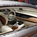 Hyundai Vision G Concept inside