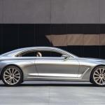 Hyundai Vision G side view