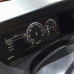Jaguar F-Pace display
