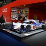 Toyota Hybrid TSO40 Race Car