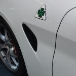 Alfa romeo Giulia wing vent