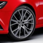 Audi RS6 Avant alloy wheel