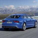 Audi RS7 Rear