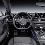 Audi RS7 dashboard