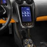 McLaren+570S centre console
