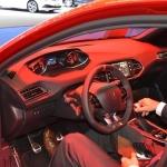 Peugeot 308 gti inside
