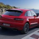 Porsche Macan GTS rear