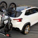 Subaru VIZIV Future Concept rear