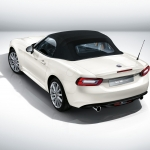 124Spider roof up
