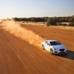 Bentley GT Speed dirt