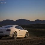Bentley GT speed rear