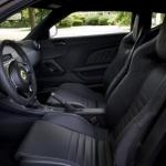 Lotus Evora 400 seats