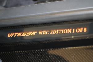 Bugatti VeyronGrandSport Vitesse words