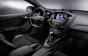 Ford FocusRS Interior