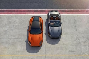 JAGUAR F-TYPE SVR coupe and Con
