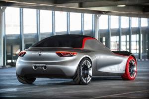 Vauxhall GT Concept rearside