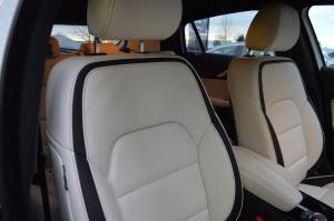 Infinity Q30 Front seats