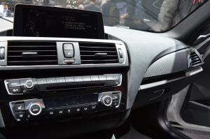 BMW M2 dash