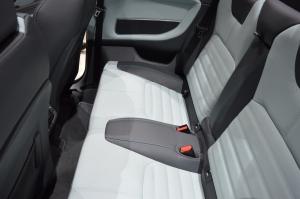 Range Rover Evoque convertible Rear Seats