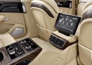 Audi A8 info