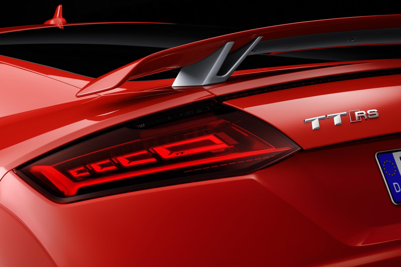 Audi TT RS rear light